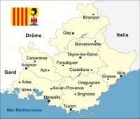Ouverture des données en région Provence