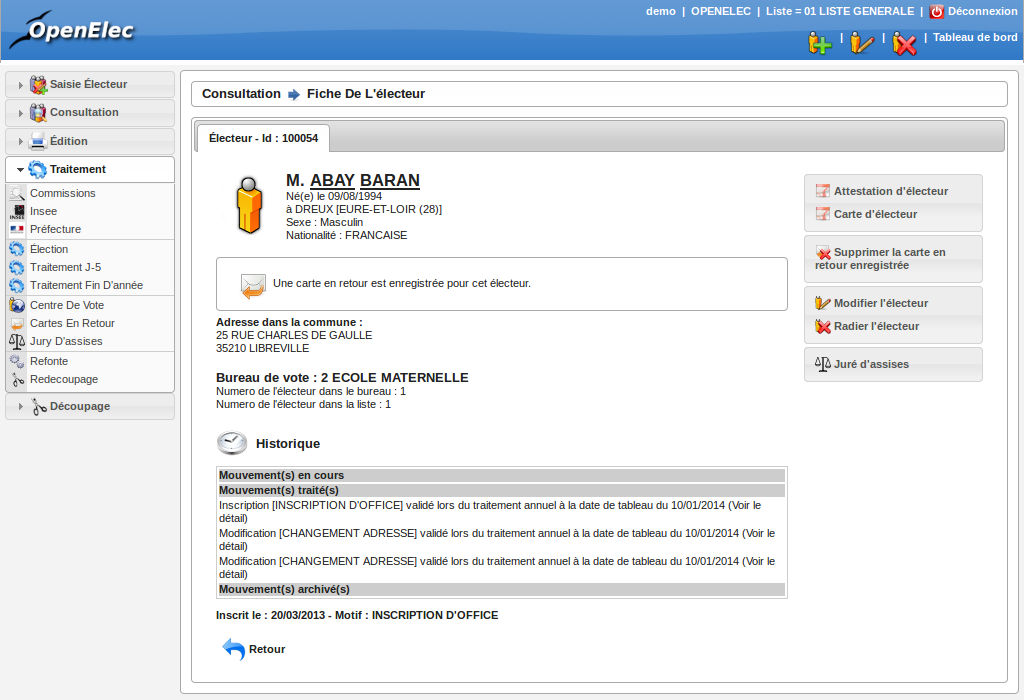 Publication de la version openElec 4.4.1