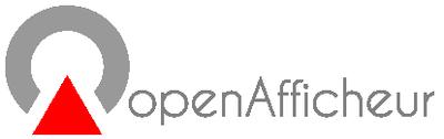 Logo openAfficheur