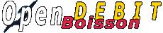 Logo openDébitDeBoisson Version 1.0