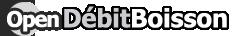 Logo openDébitDeBoisson Version 1.1