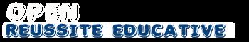 Logo openRéussiteÉducative
